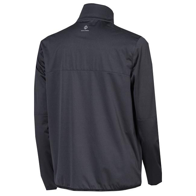 Oscar Jacobson Donovan Course Jacket in Black