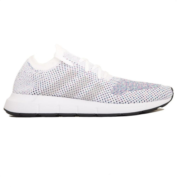 Adidas Swift Run PK CG4126 in White/Off White/Black Trainers adidas