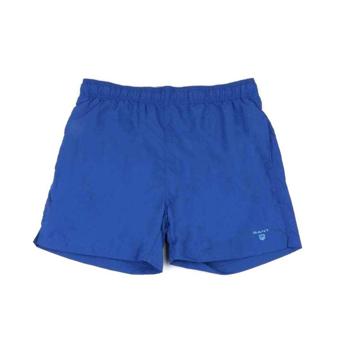 Gant Basic Swim Shorts Classic Fit in Yale Blue