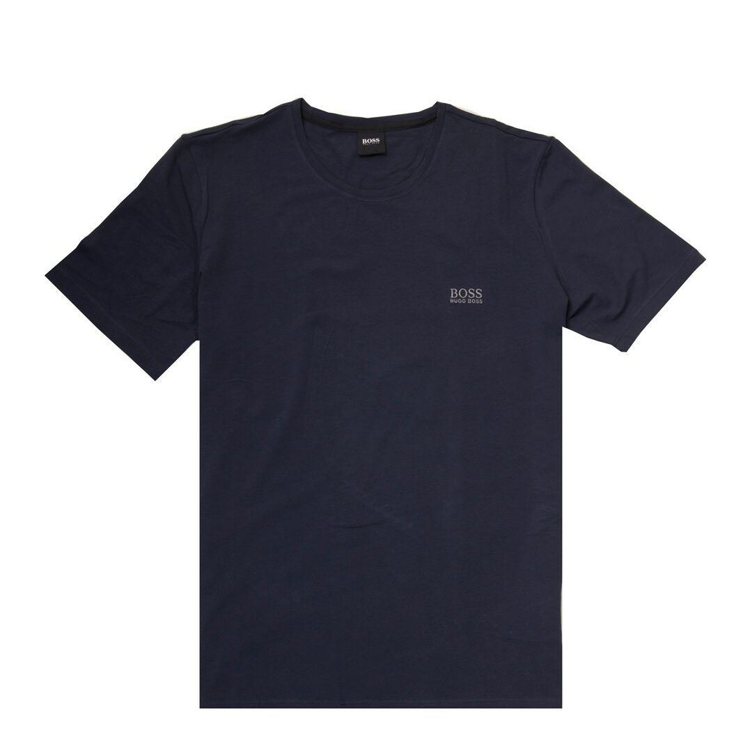 BOSS Bodywear 'Mix & Match' Tee Shirt in Navy