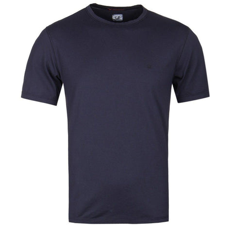 Mako Crew Neck T-Shirt in Eclipse Navy T-Shirts CP Company