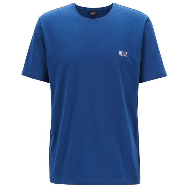 BOSS Bodywear 'Mix & Match' Tee Shirt in Royal Blue