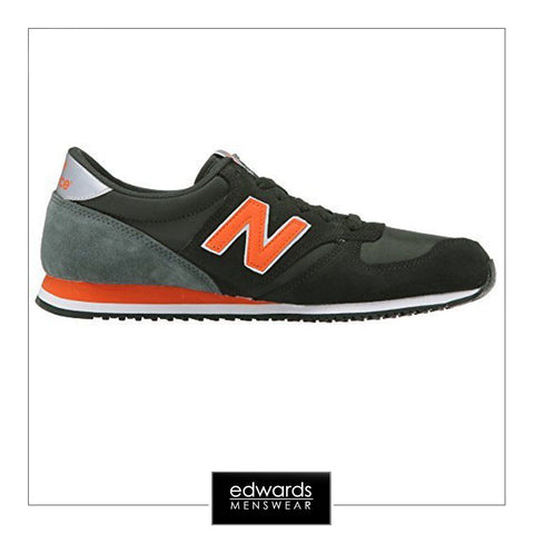 New Balance U420RGO in Grey/Orange