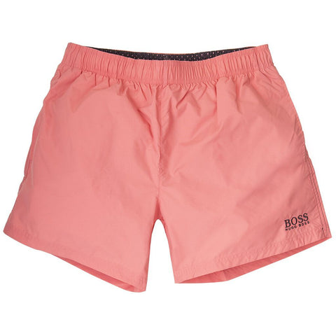 Perch Swimming Shorts in Light Pink