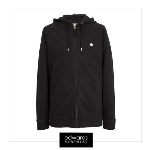 Pretty Green Oxted Hoody in Black