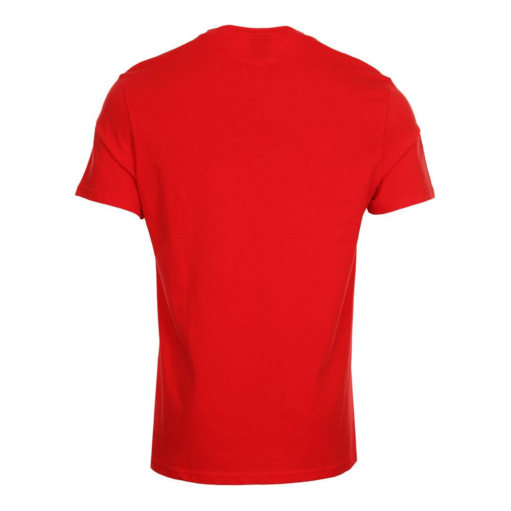 BOSS Bodywear T-Shirt RN UV Protection in Red