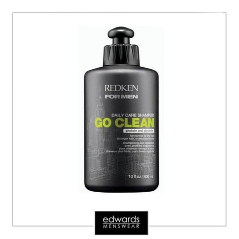 Redken Daily Care Shampoo Go Clean 300ml