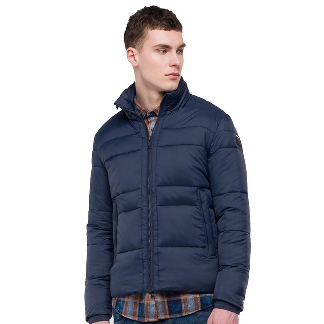 Replay Jacket in Blue