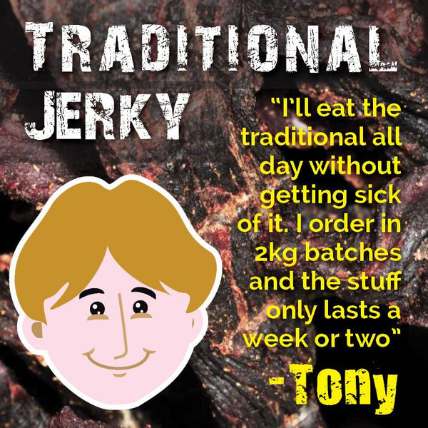 Traditional Jerky