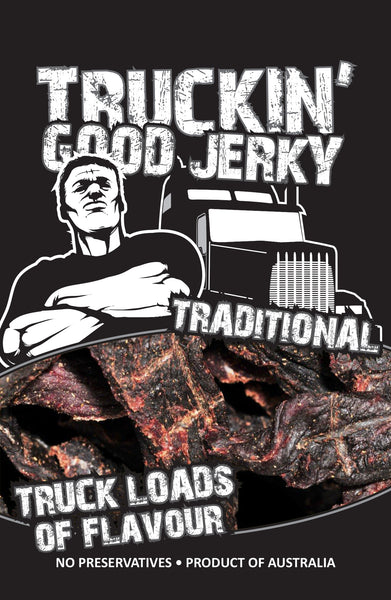 Traditional Beef Jerky
