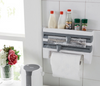 4 in 1 Kitchen Holder Dispenser