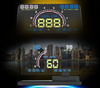 Smartphone Heads Up Car Display