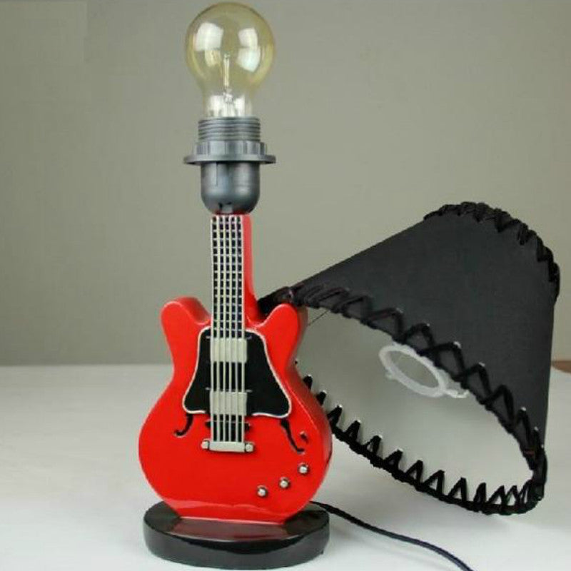 Guitar Table Night Light