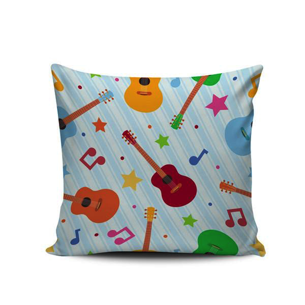 Original Guitar Pillow Cover