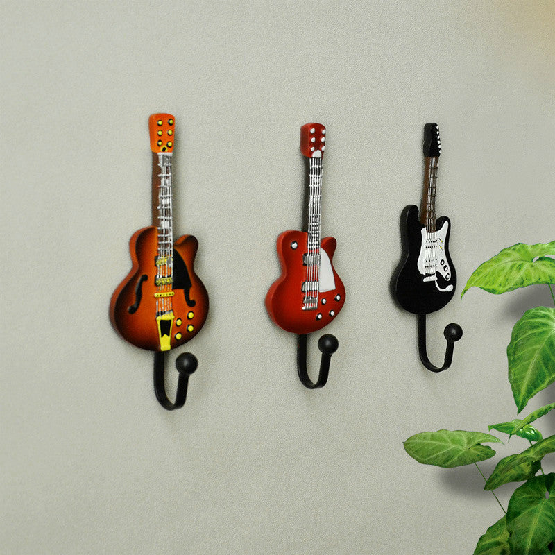 The Trio Guitar Wall Hook (3 Pieces)