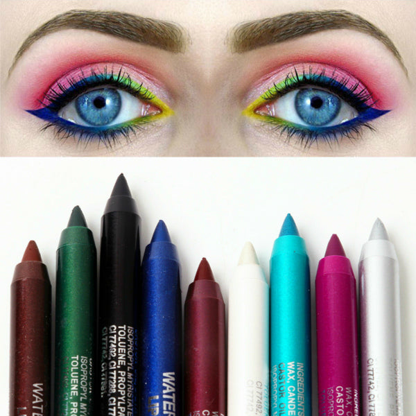 Waterproof Gel Eyeliner Pencil