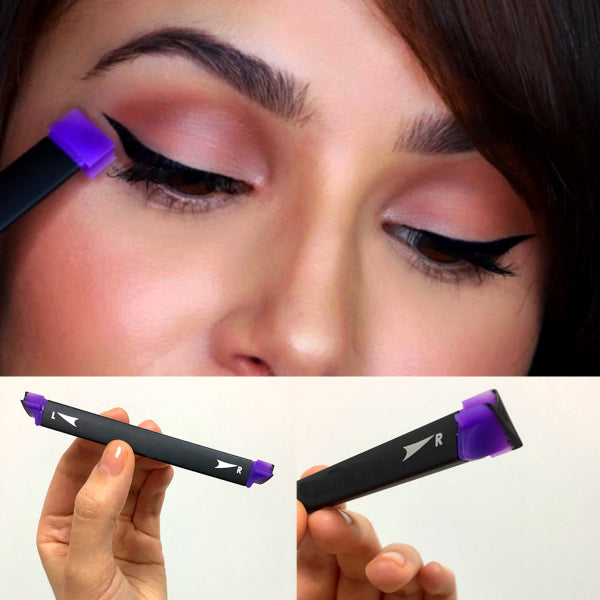 Winged Eyeliner Tool Stamp
