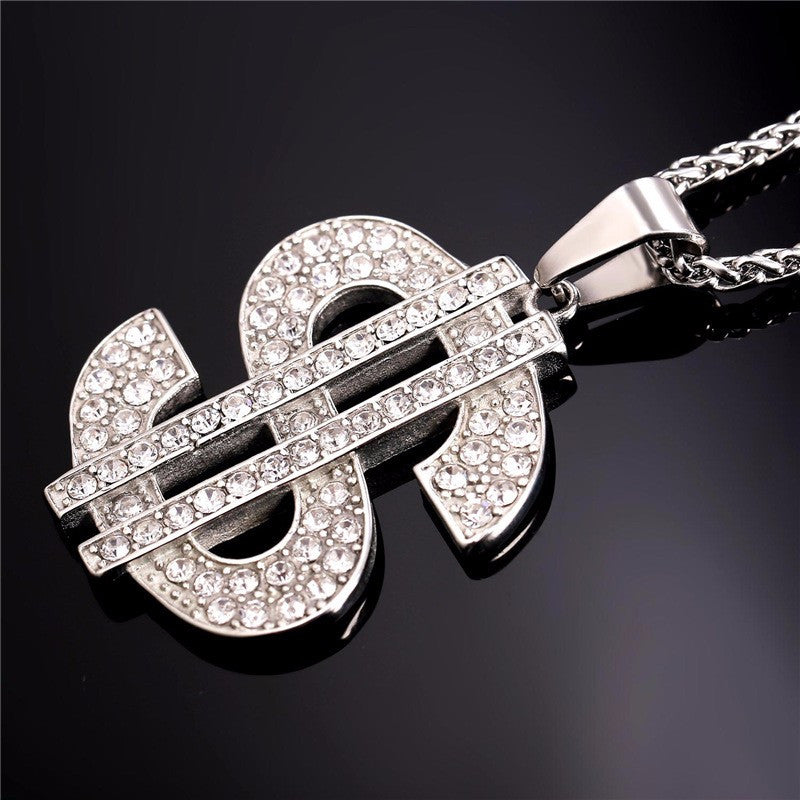 Dollar Bling Necklace