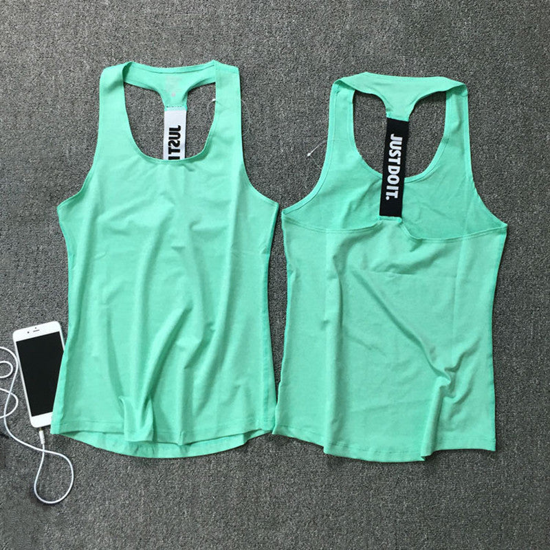 Just Do It Girls Tank Tops