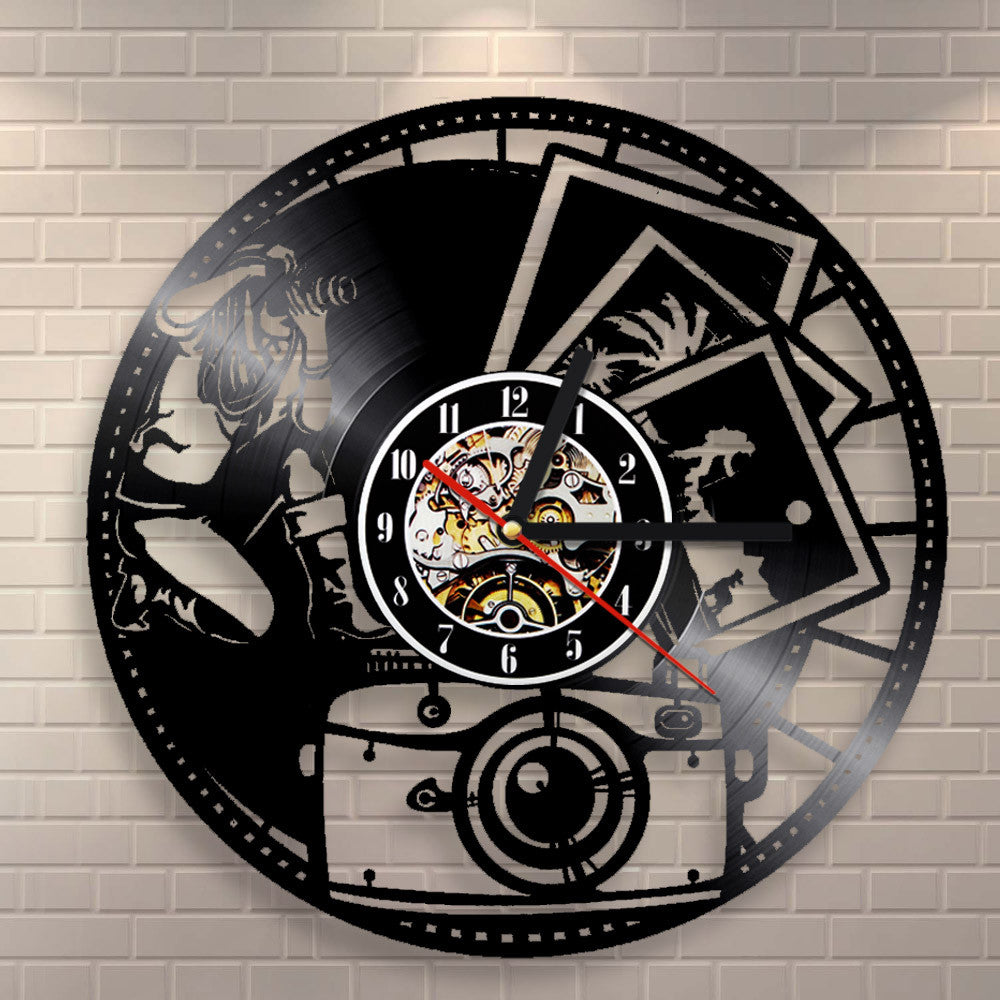 Perfect Picture Wall Clock