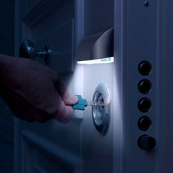 Keyhole Motion Sensor LED Light