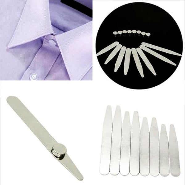 Metal Magnetic Collar Stays