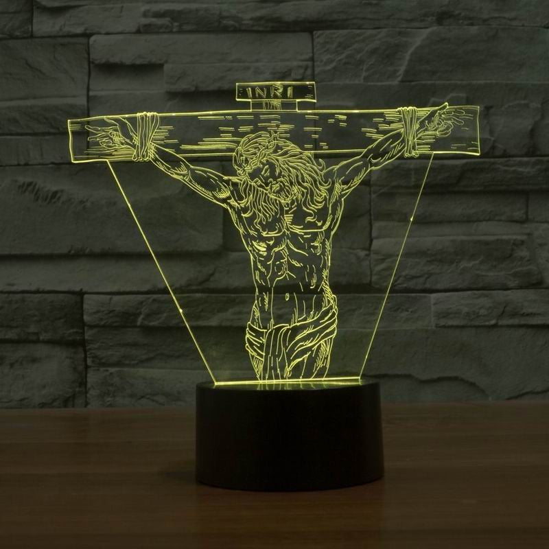 Jesus Night Light