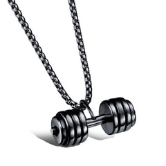 Hardcore Gym Necklace