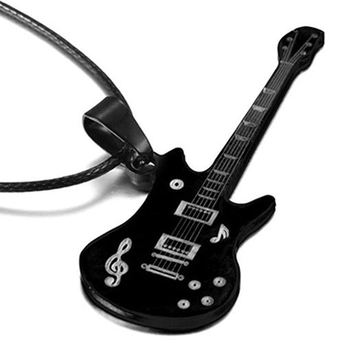 Cool Black Guitar
