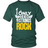 6 Strings to Rock T-shirt