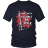 4 Strings to Rock Bass Guitar T-shirt