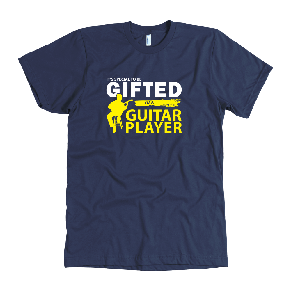 Gifted Guitar Player