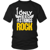 Rock Bass Guitar T-shirt