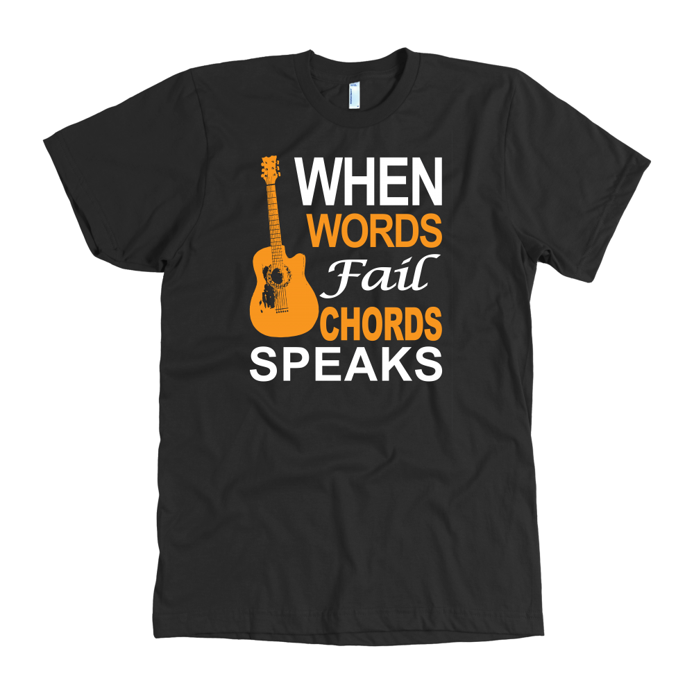 When Words Fail Chords Speaks - Acoustic