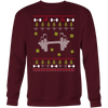 Dumbbell Xmas Sweater
