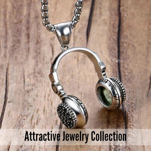 Attractive Jewelry Collection