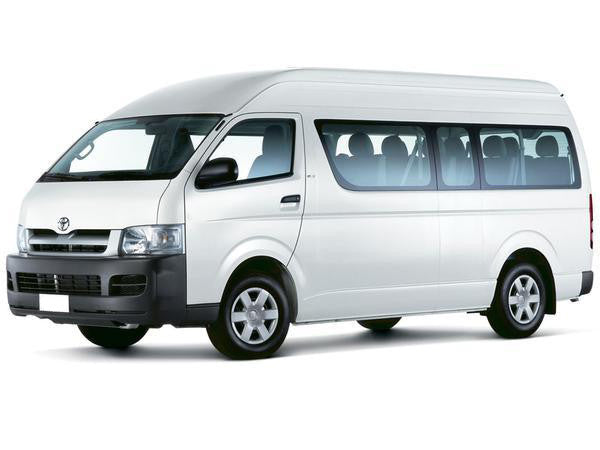 13 Seater Toyota Hiace