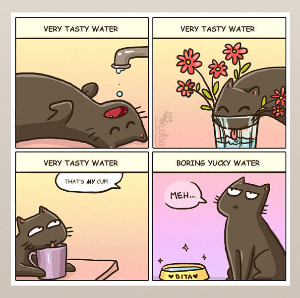 91 Great Cat Comics