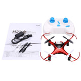 Nano Helicopter JJRC H22 2.4GHz 6-Axis Gyro Mini Drone  RC