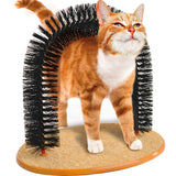 Purrfect arch cat scratching post