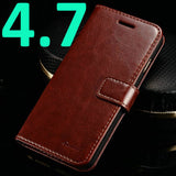 Wallet Case For iPhone 6 6S / 6 6S Plus Luxury Coque Cover for iPhone 6 S Plus