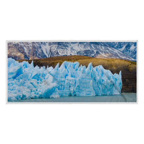 Beach Towel - Chile Ice Beach Towel