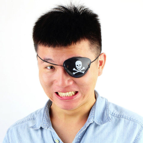 Costume - Pirate Eye Patch