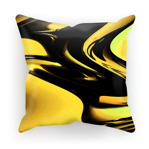 Cushion - Liquid Gold Cushion - FREE SHIPPING