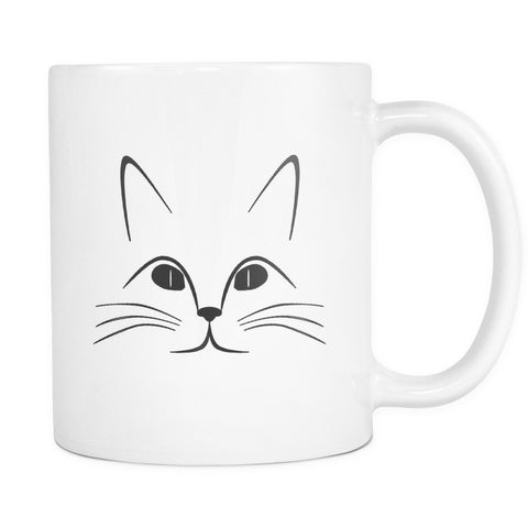 Drinkware - Cat Mug 11oz