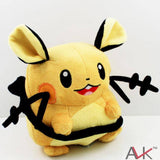 Electric Hamster Pokemon