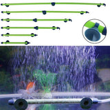 "Fish - Fish Tank Air Bubble Wall Tube 7"" 10"" 14"" 18"" 23"" 28"""