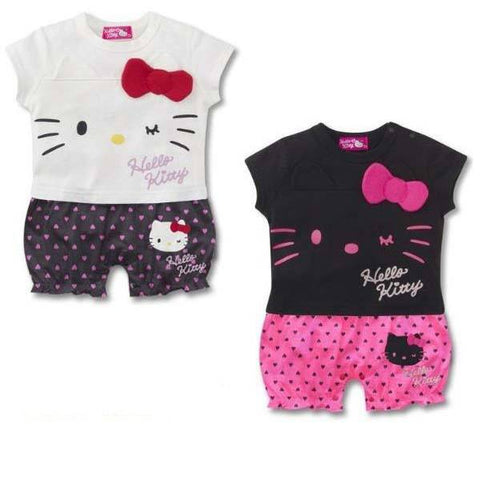 Hello Kitty Girls Jumpsuit