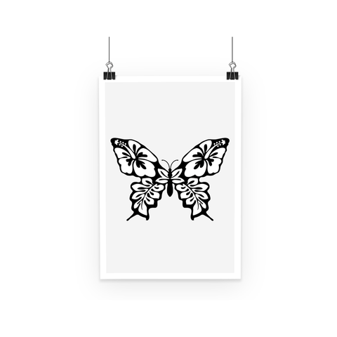 Poster - Butterfly Poster - FREE SHIPPING