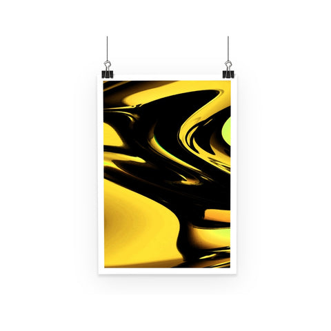 Poster - Liquid Gold Poster - FREE SHIPPING